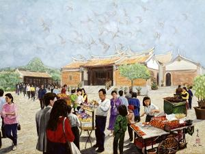 Folk Arts, 1991 by Komi Chen