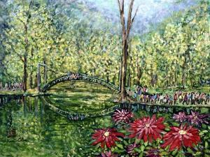 Mirror Bridge, 1993 by Komi Chen
