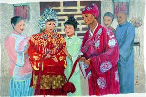 Wedding Day, 2006 by Komi Chen