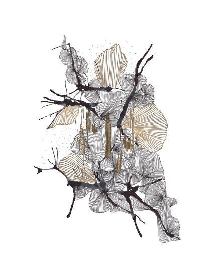 Komorebi-Kiran Patel-Art Print