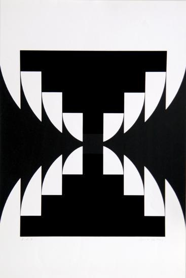 Komposition I-Imre Kocsis-Limited Edition