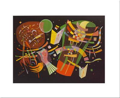 Komposition X, c.1939-Wassily Kandinsky-Art Print