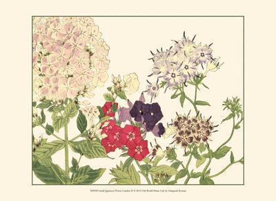 Small Japanese Flower Garden II