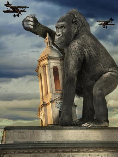 Kong-J Hovenstine Studios-Giclee Print
