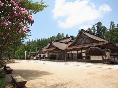 Kongobuji Temple--Photographic Print
