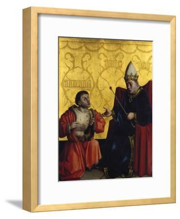 Antipater in Front of Julius Caesar, C. 1435