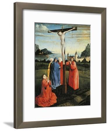 Crucifixion, Circa 1444
