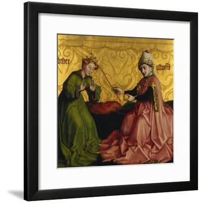 Esther before Ahasver