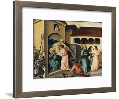 The Liberation of St. Peter, 1444