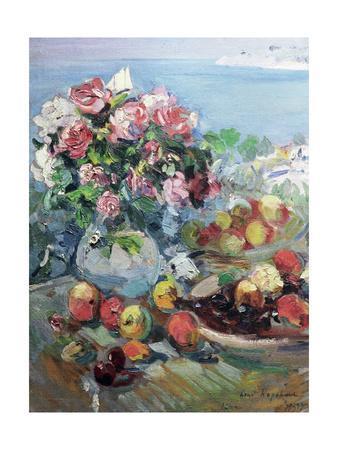 Flowers, Gurzuf