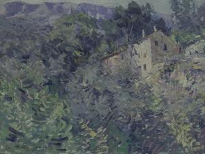 South France, 1908 by Konstantin Alexeyevich Korovin
