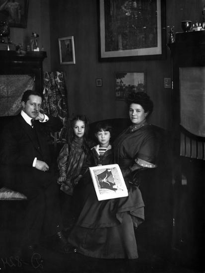 Konstantin Andreyevich Somov--Photographic Print