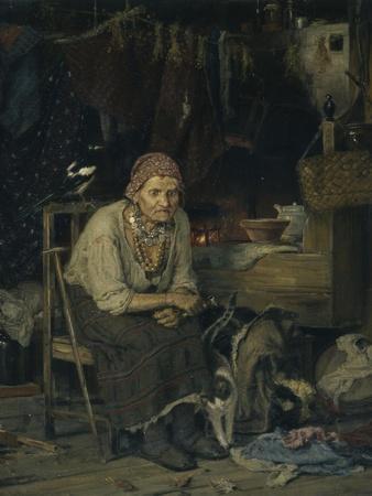 A Witch, 1879