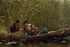The Seedy Men, 1882-Konstantin Apollonovich Savitsky-Mounted Giclee Print