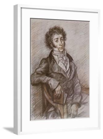 Konstantin Batyushkov, Russian Poet--Framed Giclee Print