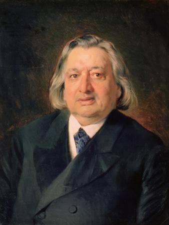 Portrait of Ossip Petrov