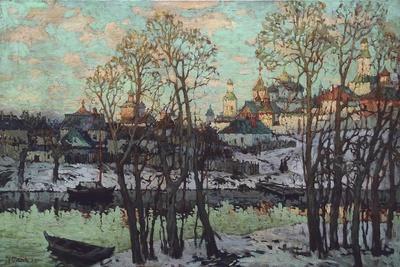 Cityscape, 1915