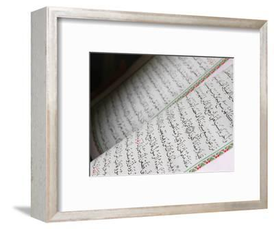 Beautiful the quran framed posters artwork for sale posters and