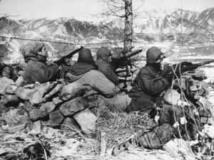 Korean War: Soldiers