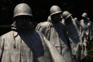 Korean War Veterans Memorial (1995). Washington D.C. United States