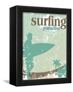 Surfing Poster by kots