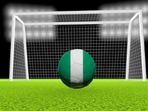 Soccer Nigeria by koufax73