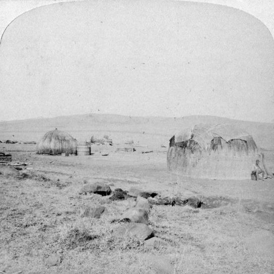 Krantz Kloof, Natal, South Africa, 2nd Boer War, 1901-Underwood & Underwood-Giclee Print