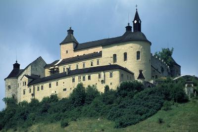 Krasna Horka Castle, Roznava, Kosice, Slovakia.--Giclee Print