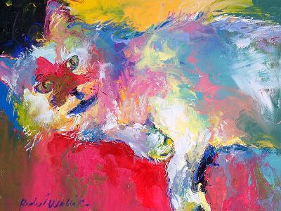 Krazycat-Richard Wallich-Art Print
