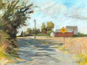 Dry Slough Road by Kris Ekstrand
