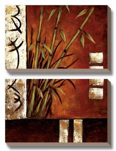 Russet Silhouette II by Krista Sewell