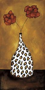 Safari Floral II by Krista Sewell