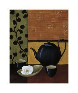 Sakura Tea I by Krista Sewell