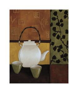 Sakura Tea II by Krista Sewell
