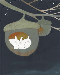Acorn, Sweet Acorn by Kristiana Pärn
