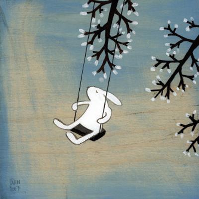 Follow Your Heart- Swinging Quietly by Kristiana Pärn