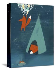 Mr. Fox's Brilliant New Ideas by Kristiana Pärn