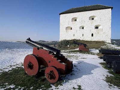 Kristiansen Fortress, Trondheim, Norway, Scandinavia-Adam Woolfitt-Photographic Print