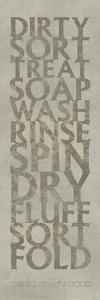 Laundry List by Kristin Emery