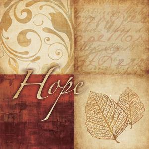 Red Gold Hope by Kristin Emery