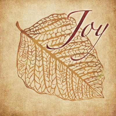 Red Gold Joy 2 by Kristin Emery