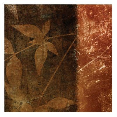 Spice Leaves 1B by Kristin Emery