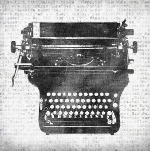 Typewriter 2 by Kristin Emery