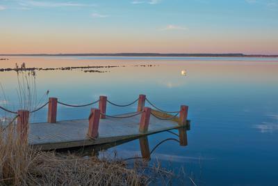 Evening Calm Bay