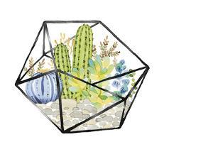 A Garden In Glass by Kristine Hegre