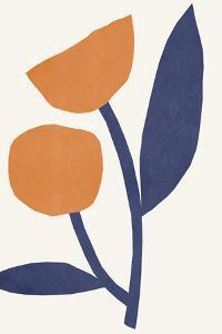 Appelsinugult Alltaf by Kristine Hegre