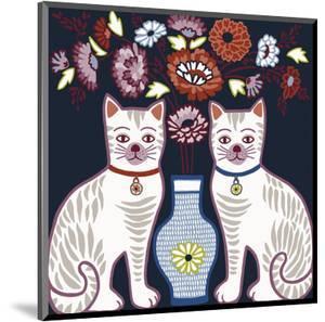 Cat Clone by Kristine Hegre