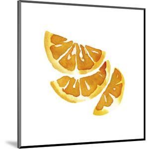 Citrus Segments by Kristine Hegre
