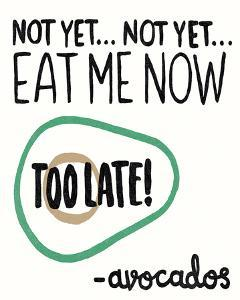 Eat Now - Focus by Kristine Hegre