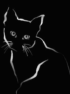 Feline Friends - Gaze by Kristine Hegre